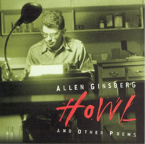 The cover from Allen Ginsberg's Howl